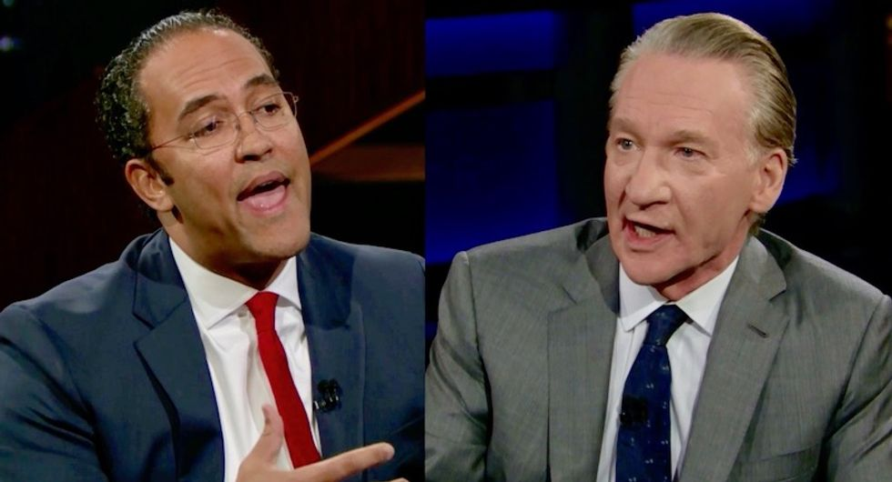 Watch HBO's Maher confront wall-hating GOP lawmaker whether Trump is a threat to the US