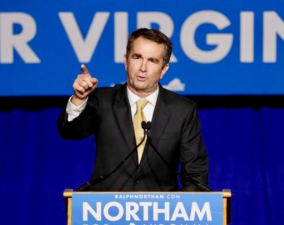 Virginia governor apologizes for racist photo but resists growing calls to quit