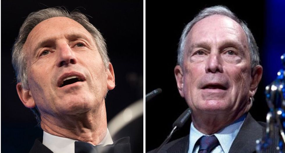 This one factor has the two billionaires considering the presidential race running scared