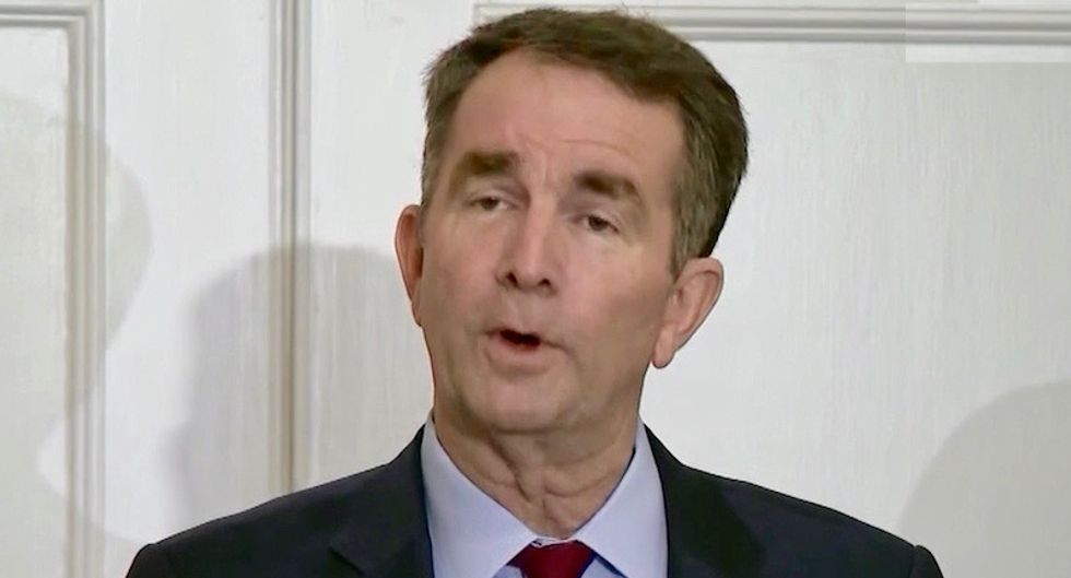 'Grotesque': CNN panel blasts Ralph Northam for laughing about moonwalking in blackface during 'wildly inappropriate' press conference