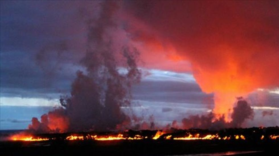 Researchers find 'biggest volcanic eruption in last 500 years' devastated Europe's climate