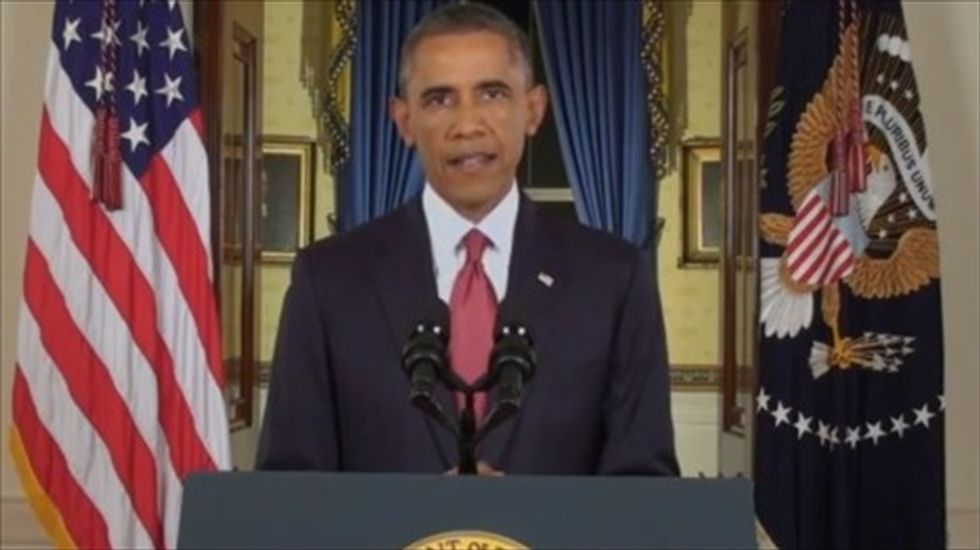 WATCH LIVE: Obama announces executive order on immigration
