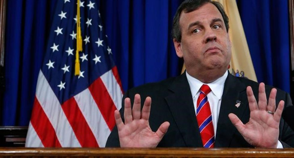 Chris Christie: I told WFAN I don't want a job there