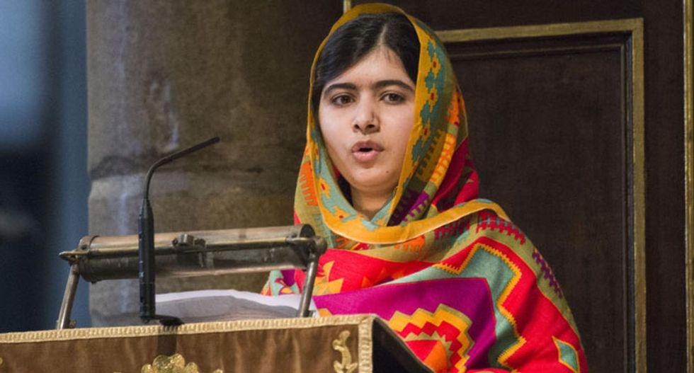 Malala tells Pakistani media she will return for good 'after education'