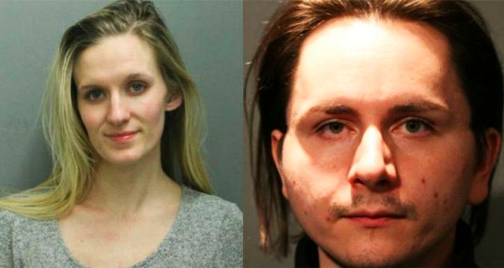 Couple busted for lying to Chicago cops about knife-point robbery by black man who 'looked like Fat Albert'