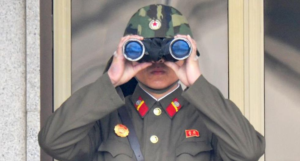South Korea fires warning shots after North Korea incursion