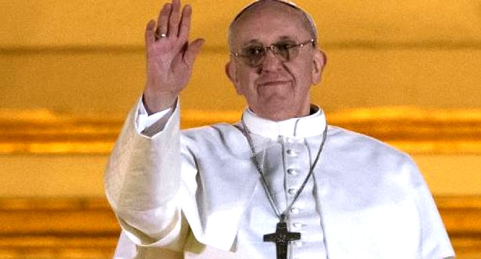 Pope Francis revisits 'punishing' Catholics who get divorced