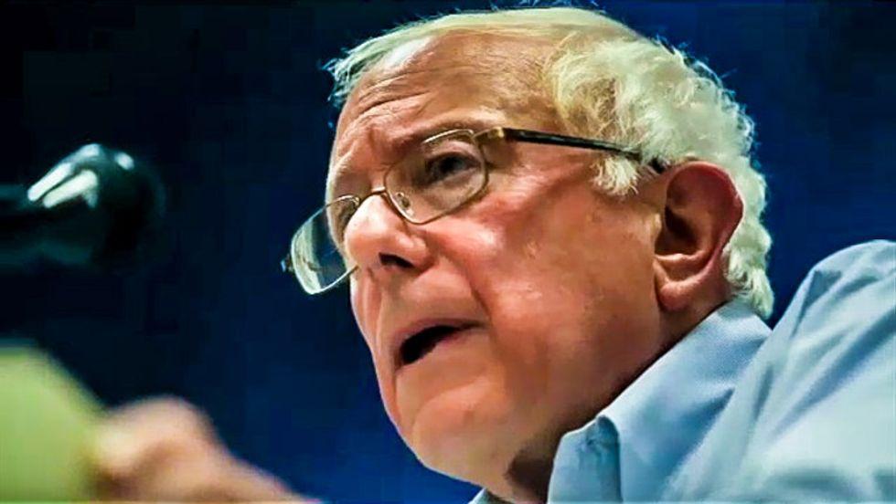 Bernie Sanders triumphs in Wyoming caucus