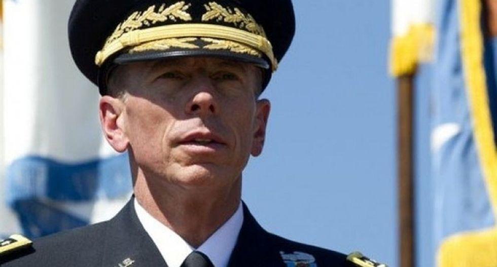 Hundreds of classified documents found on Petraeus' mistress' laptop: FBI