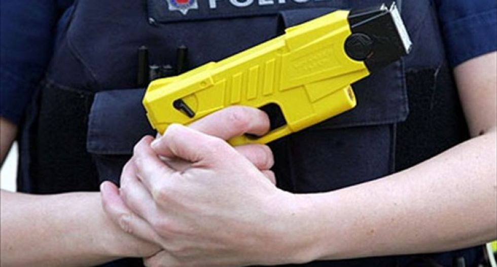 Texas cop indicted for using Taser against city council member