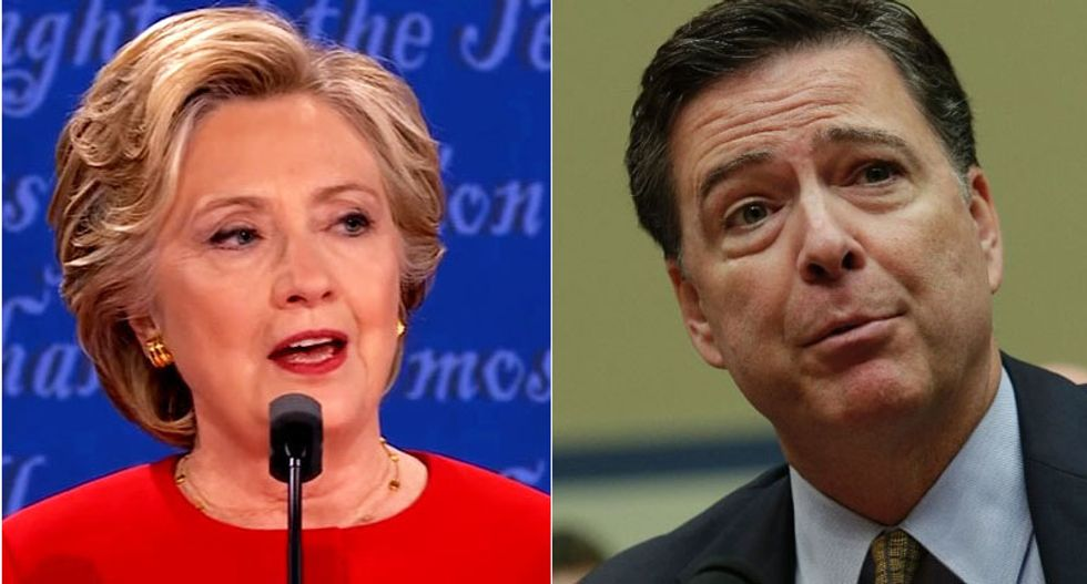 In getting the 'new' Clinton emails, did the FBI violate the Constitution?