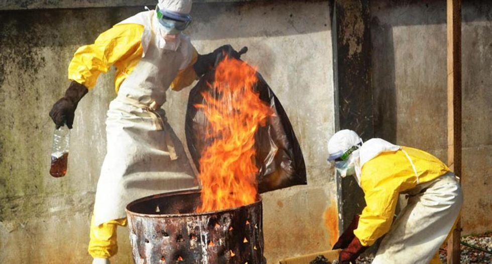 Ebola strikes fourth American as UN ramps up response