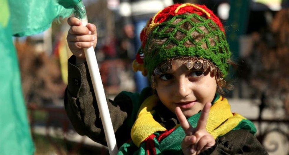 Syria conflict takes Kurds towards autonomy