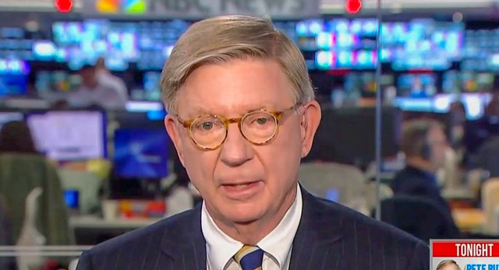George Will: Hiding the USS John McCain is even more 'disgusting' because a White House staffer ordered it