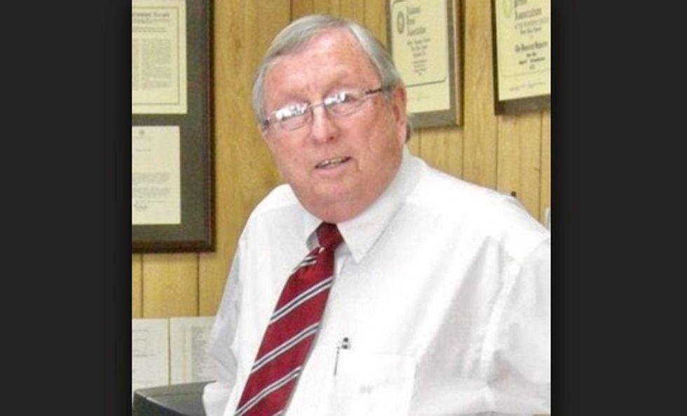 Pressure mounts on Alabama publisher after he urges KKK to 'ride again'