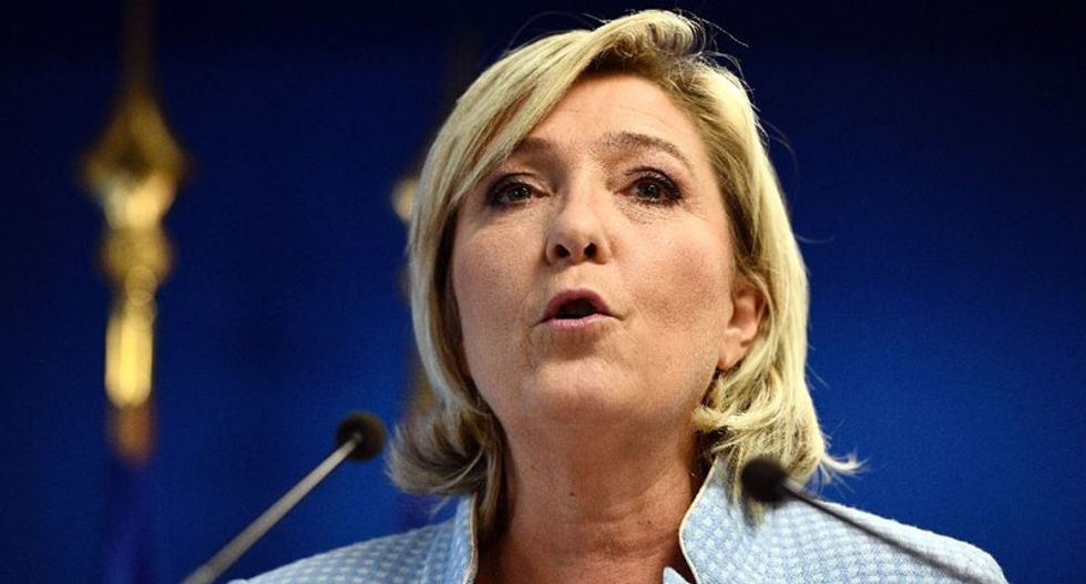 France's Le Pen calls for end of education for illegal migrants