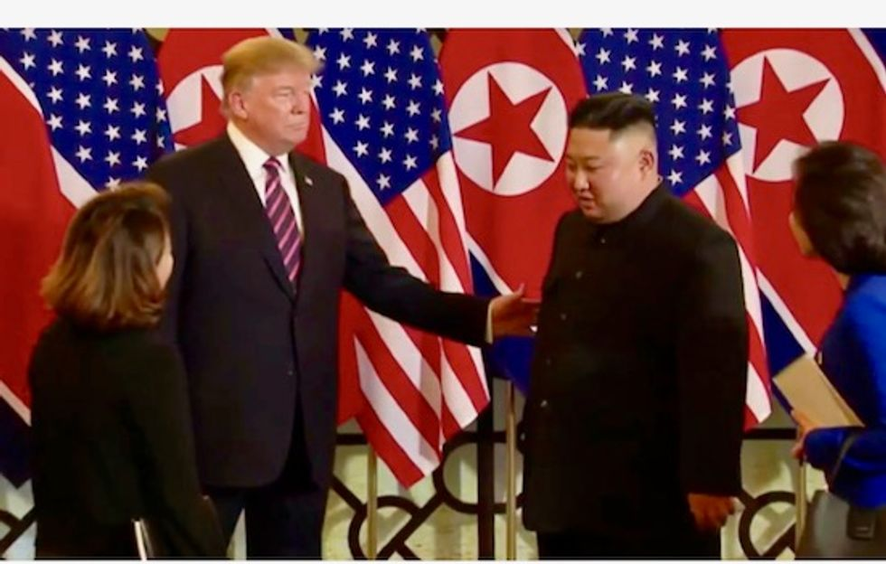 Kim Jong Un could be stalling negotiations to 'run out the clock' on Trump's presidency: CNN