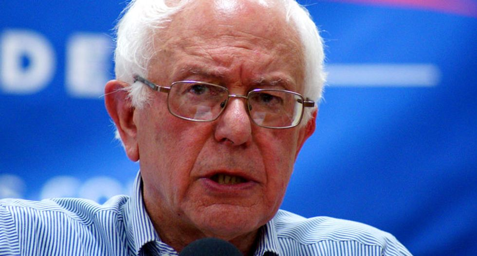 Bernie Sanders giving up after New York? That's not what revolutionaries do