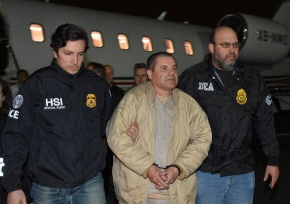 'El Chapo' jury ends first day of deliberations without verdict