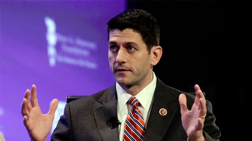 House Republicans to champion fiscal austerity in 10-year budget blueprint