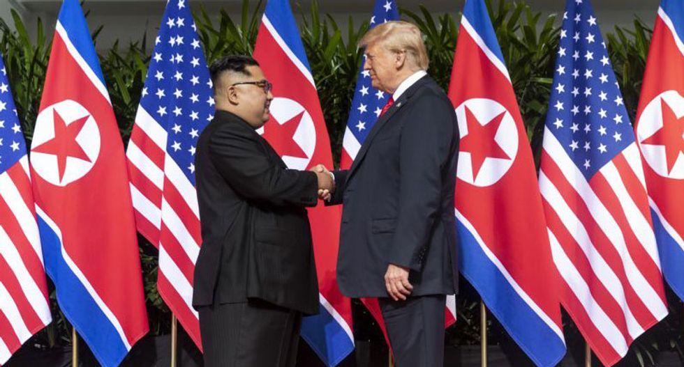 U.S. blocks United Nations from improving North Korean air traffic ahead of Trump-Kim summit