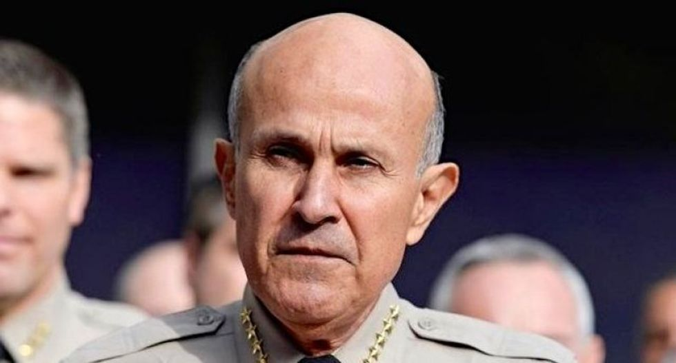 Former Los Angeles sheriff convicted on corruption charges