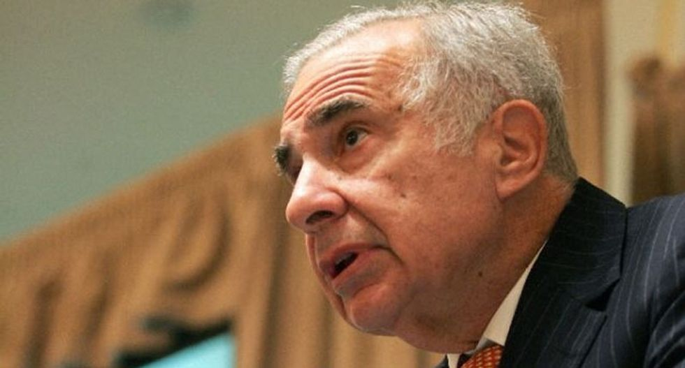 Ex-Trump adviser Carl Icahn hit with subpoena over biofuel policy change that may benefit him