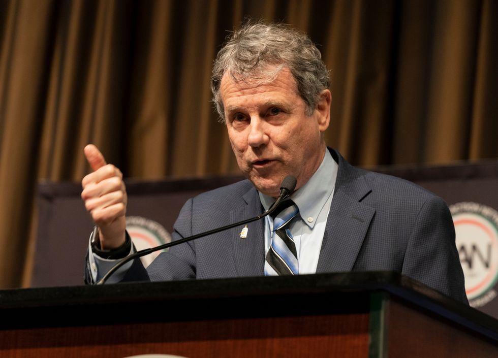 Sherrod Brown explains how Democrats can sell the progressive message in Trump country