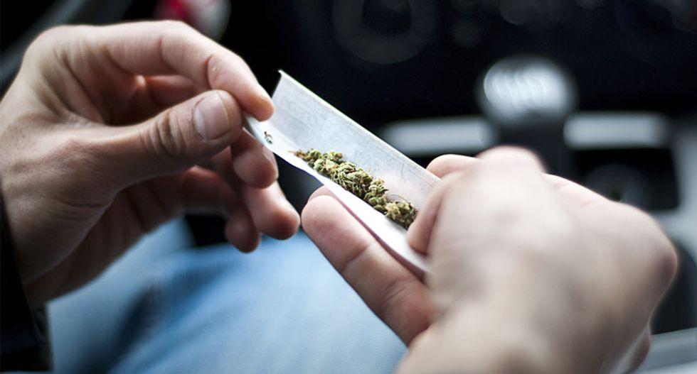 Oregon becomes third state to allow recreational marijuana sales