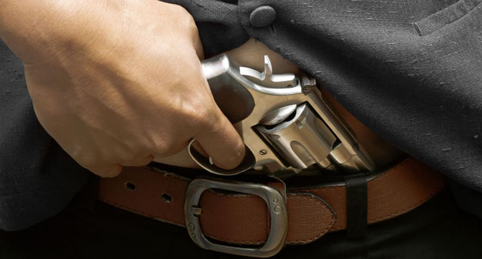 Virginia reinstalls 'reciprocity agreements' for out-of-state concealed weapons permits