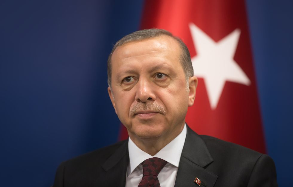 Turkey calls for Assad's ouster, says supports US missile strike