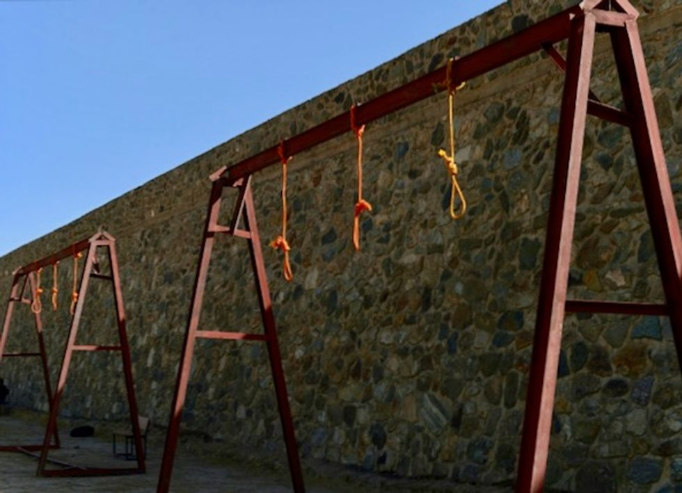 Global executions at lowest level in a decade: Amnesty