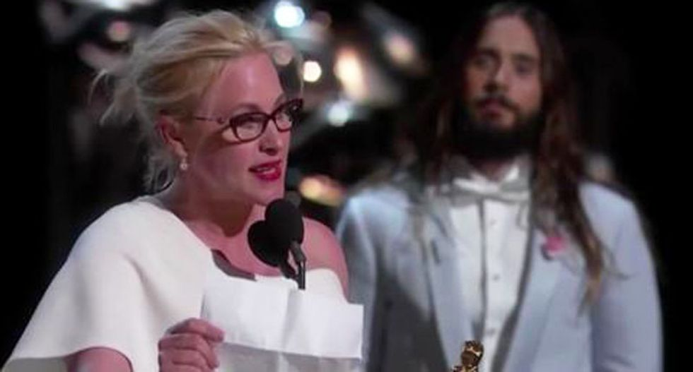 Patricia Arquette gave activists a gift horse and they promptly shot it in the face