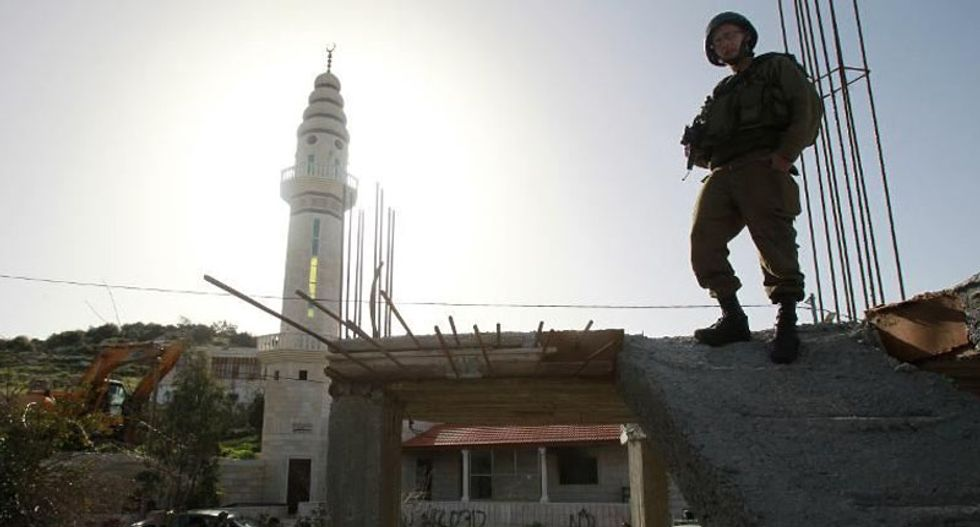 Jewish extremists suspected of torching Christian church in apparent Jerusalem hate crime