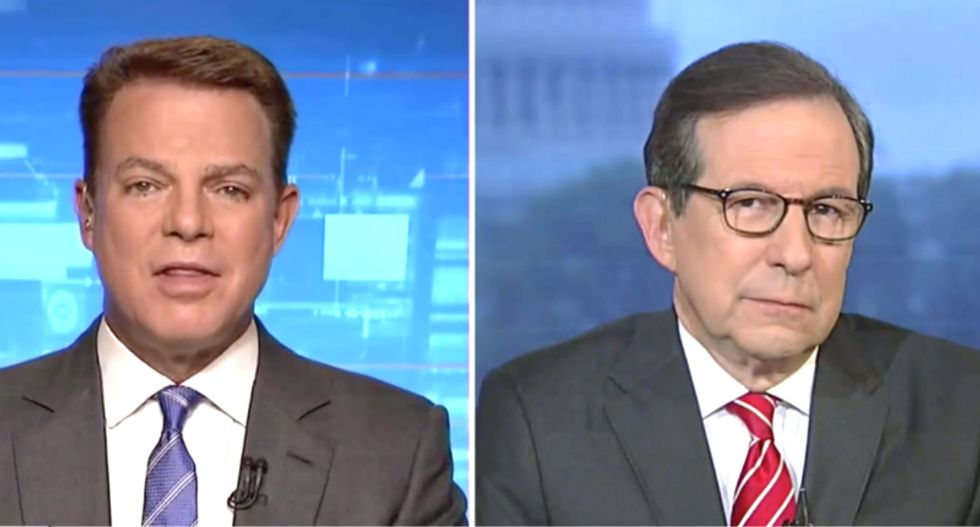 'The law is clear': Fox's Shep Smith and Chris Wallace absolutely destroy Trump's sanctuary cities threat