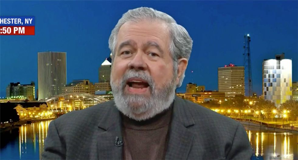 'His own tax lawyer testified against him': Trump biographer David Cay Johnston explains why Trump is terrified of his taxes