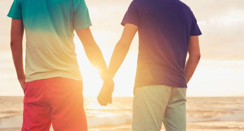 California Republican Party votes to finally recognize gay Log Cabin Republicans group