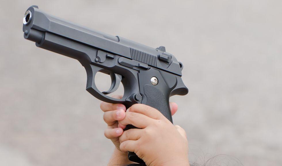 Toddler shoots playmates at Michigan daycare