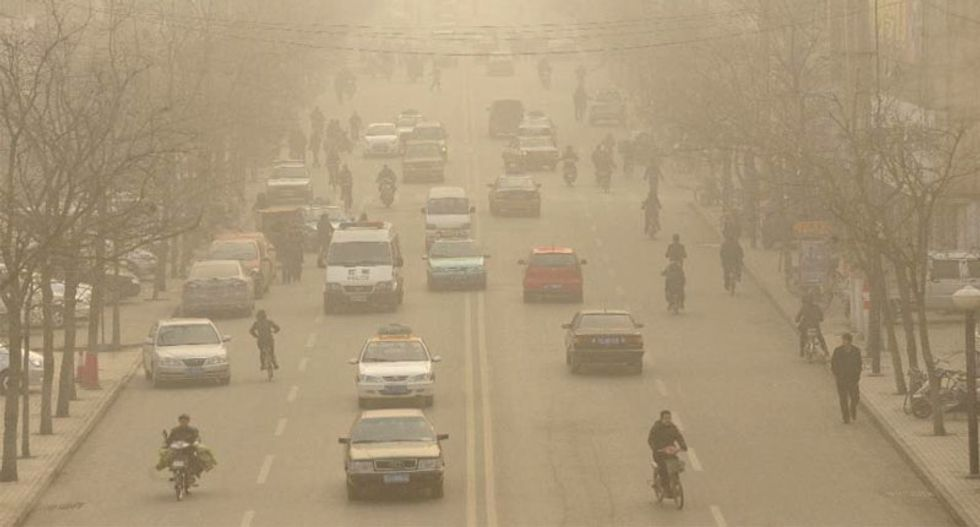 Higher rates of air pollution linked to more COVID-19 deaths, study shows