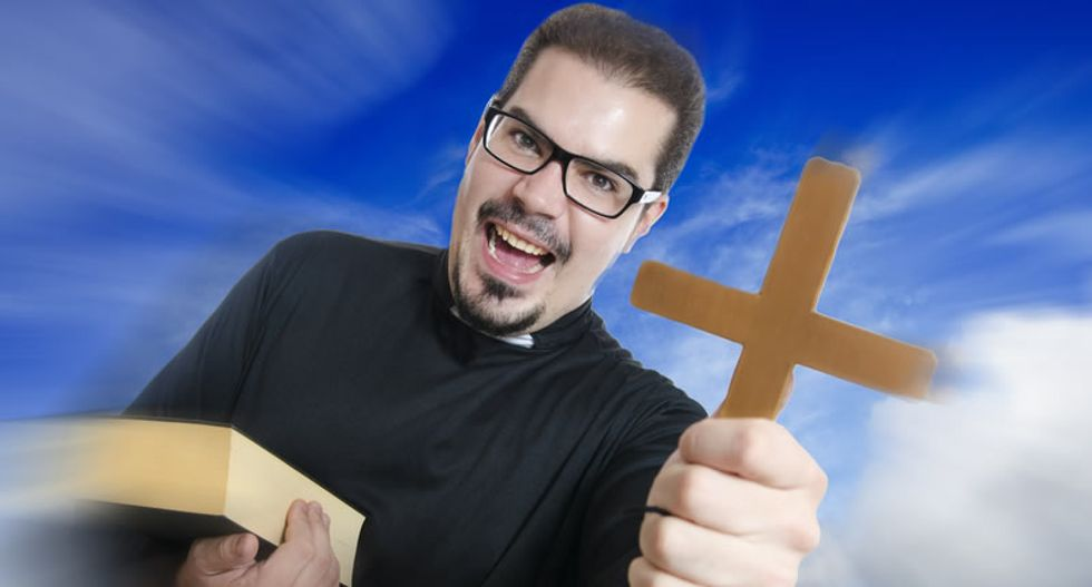 DC police warn proselytizing Christians not to hound atheists at Reason Rally or face arrest