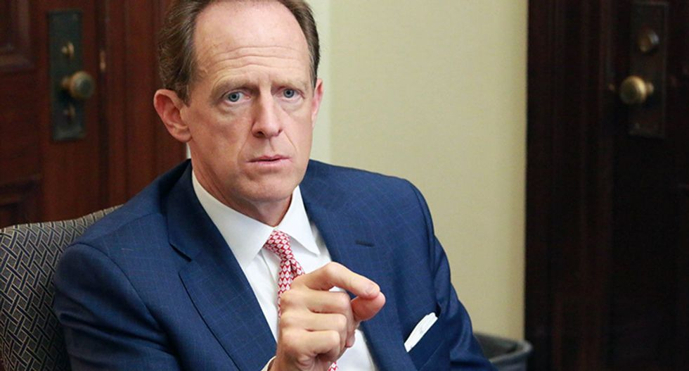 GOP Senator Toomey slams Trump's vote fraud claims: 'The president's allegations are not substantiated'