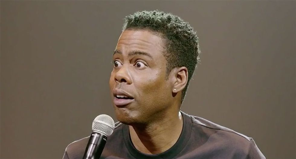 Chris Rock: 'The cast of The Apprentice is running the world'