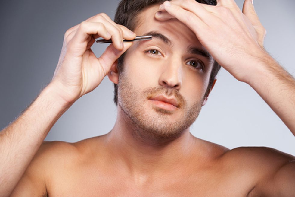 Face soap is not an existential crisis for manhood