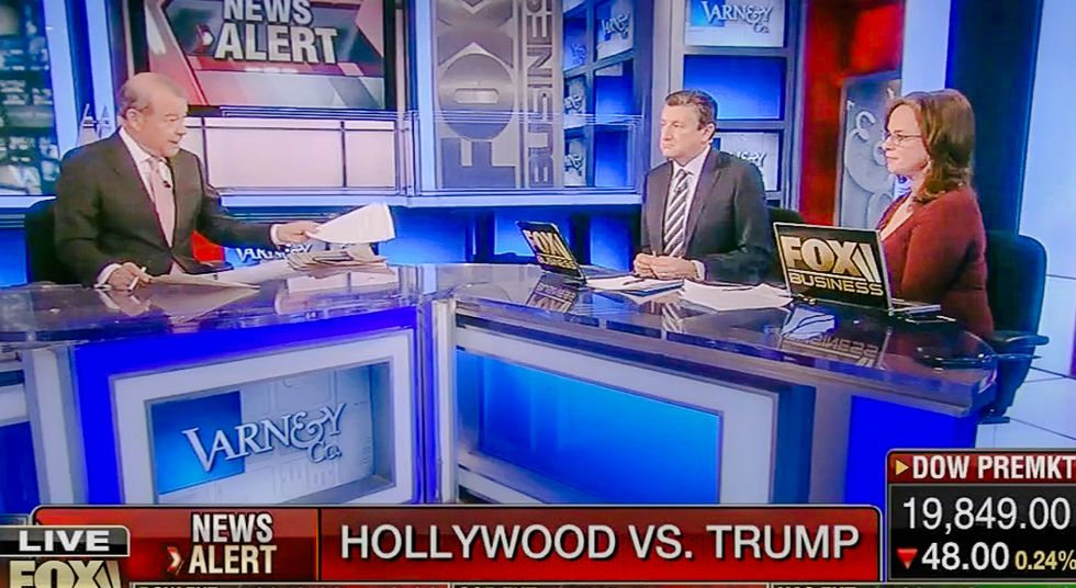 Fox turns on Trump for attacking Meryl Streep: 'How does name calling make American great again?'