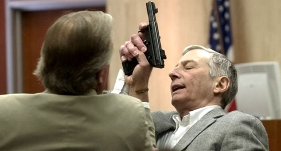 Real estate heir Robert Durst -- subject of HBO's 'The Jinx' -- arrested in New Orleans: report