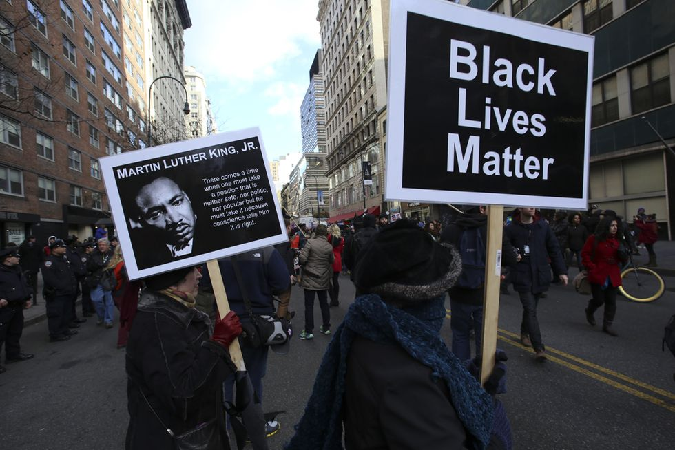 NYPD lies about surveillance of Black Lives Matter demonstrators — Refuses to release records