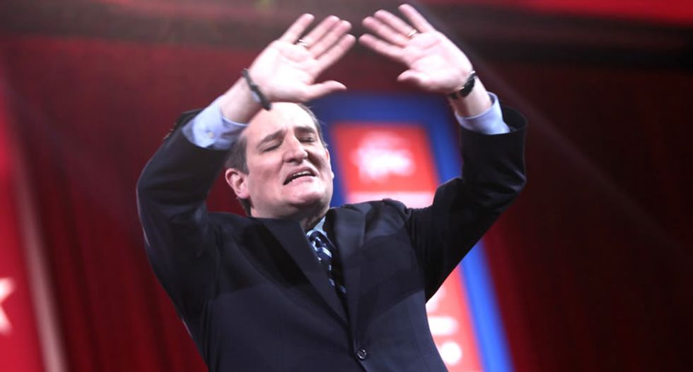 12 ridiculous Ted Cruz quotes that show why the 'proud wacko bird' will never be president