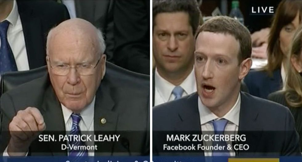 Senator shuts down Mark Zuckerberg as he offers platitudes for Facebook's role in Myanmar genocide