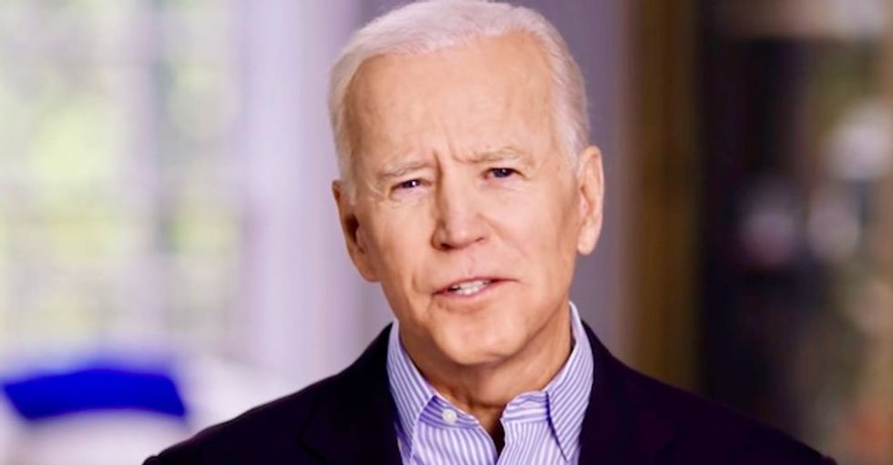 Accused of plagiarism, Biden campaign admits lifting 'carbon capture' section of climate plan from fossil fuel-backed group