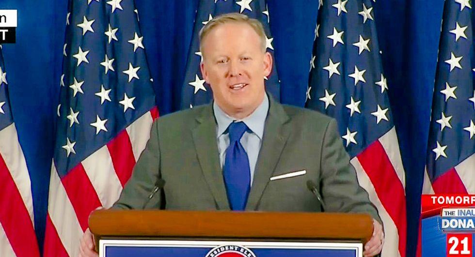 Secret Service slaps down White House claim that 'magnetometers' shrank inaugural crowd size